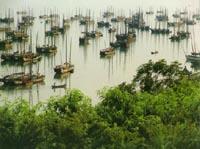 china boats
