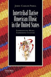 Intertribal Native American Music in the United States book cover