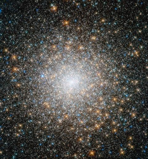 Globular Cluster M15 from the Hubble Space Telescope
